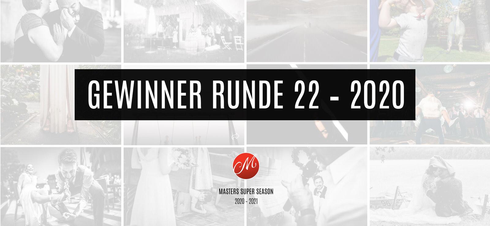 Gewinner Runde 22 – 2020