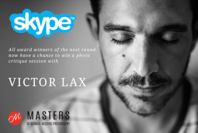 Win A Skype Call With Victor Lax