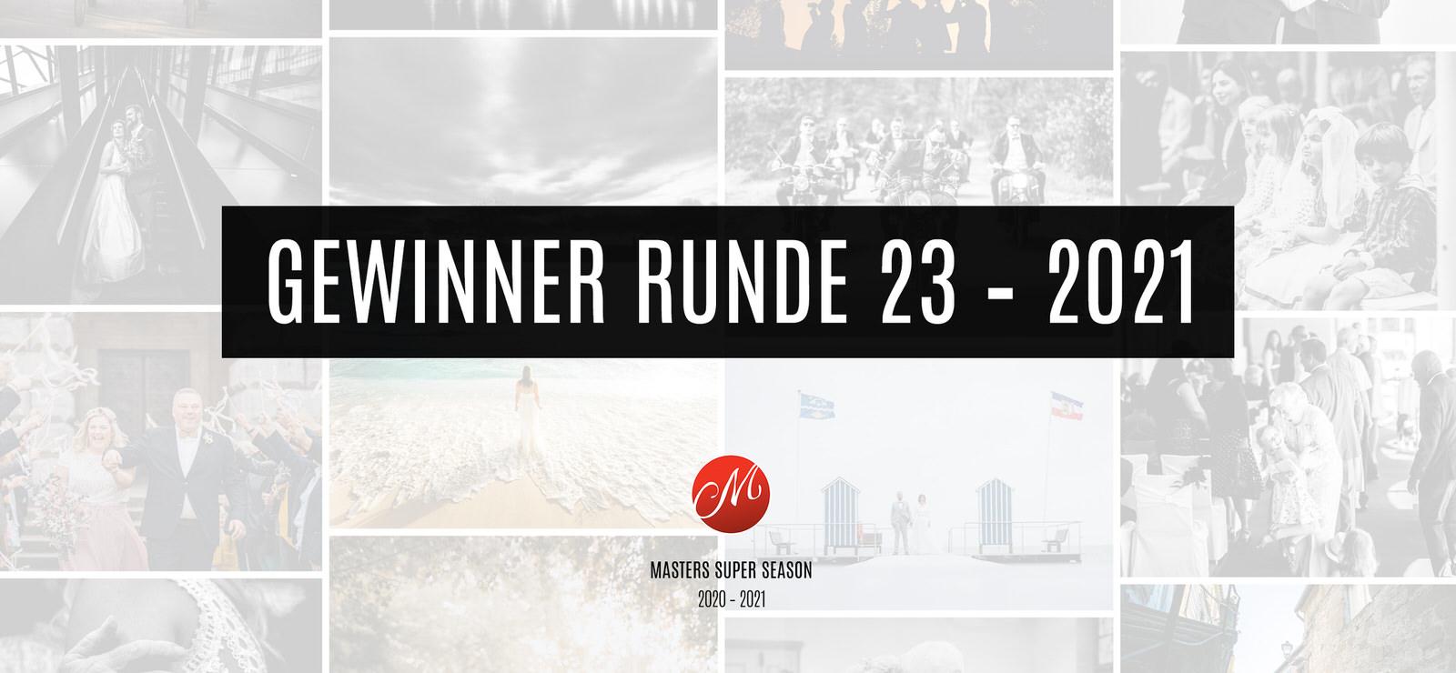 Gewinner Runde 23 – 2021