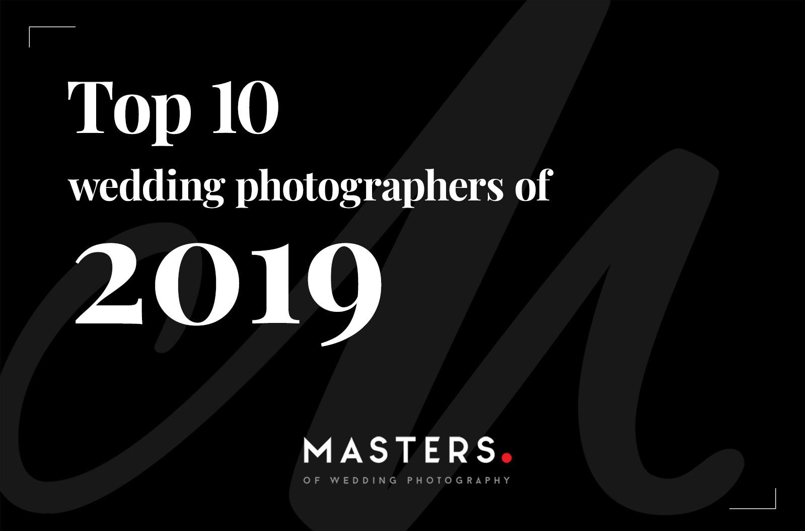 Top 10 Hochzeitsfotografen des Jahres 2019